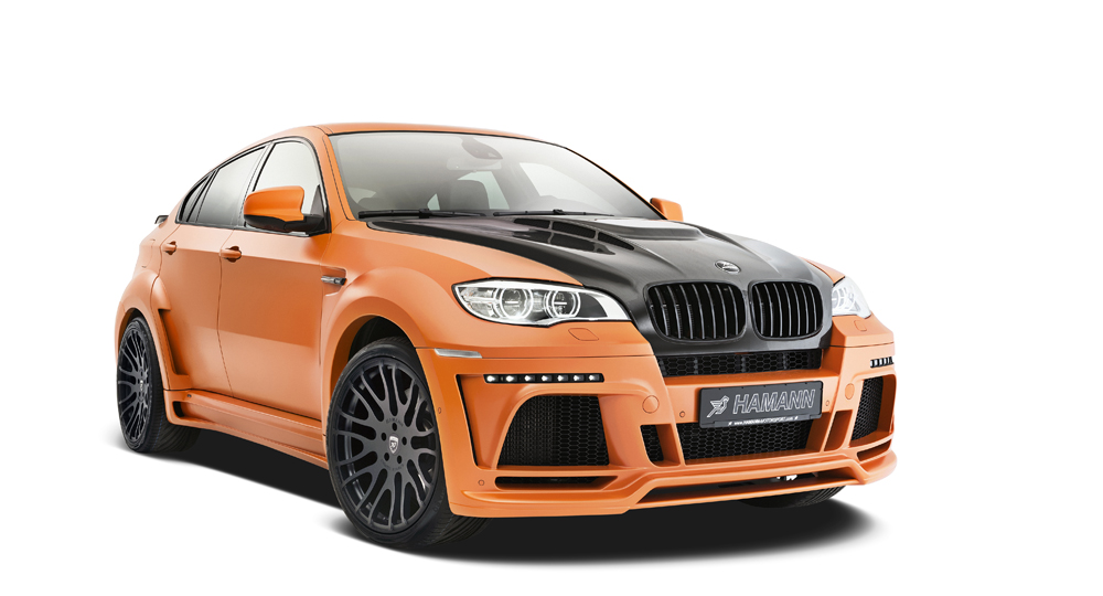 2013 Bmw X6 Tycoon Ii M By Hamann Gallery 508320 Top Speed