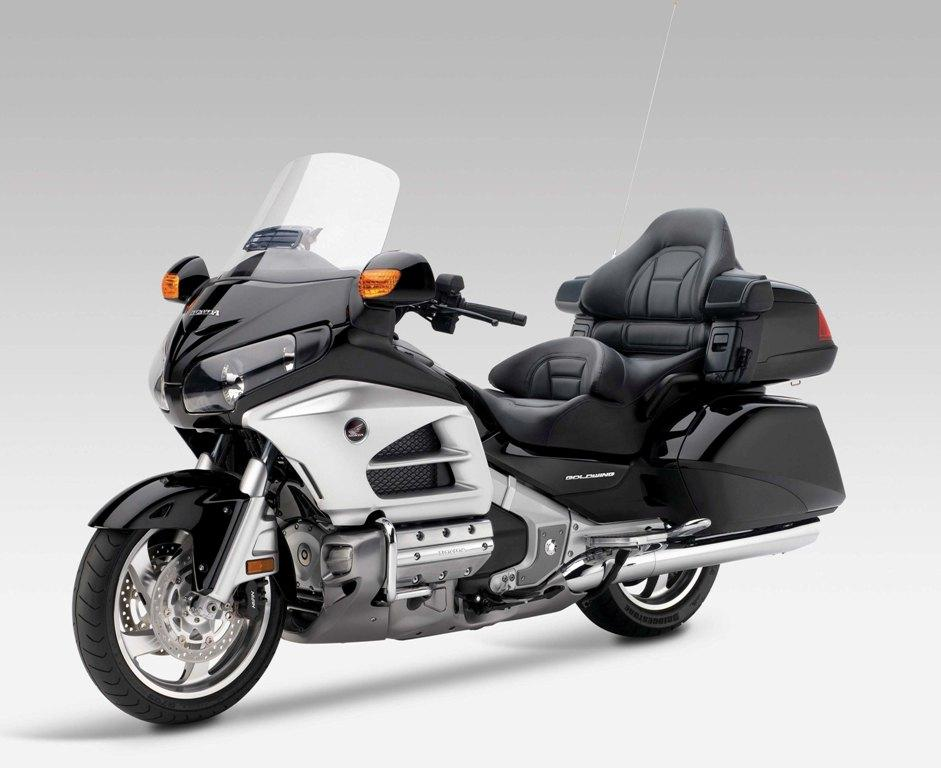 2013 Honda GL 1800AD Gold Wing Airbag | Top Speed