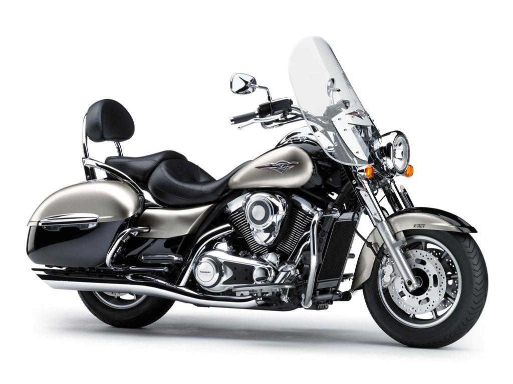 2013 Kawasaki Vulcan 1700 Nomad | Top Sd on