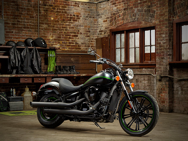2013 Kawasaki Vulcan 900 Custom | Top Speed