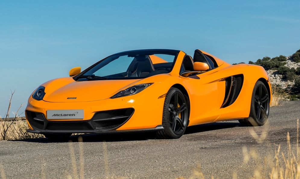 Charming 2013 McLaren 12C And 12C Spider 50 Limited Edition | Top Speed. »