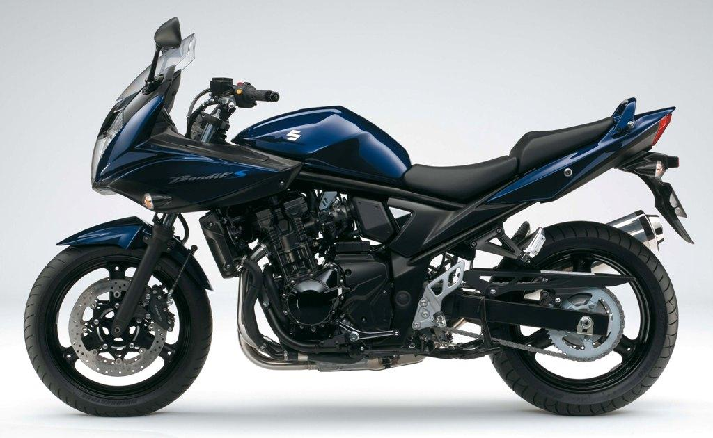 2013 suzuki bandit 650sa abs review top speed. Black Bedroom Furniture Sets. Home Design Ideas