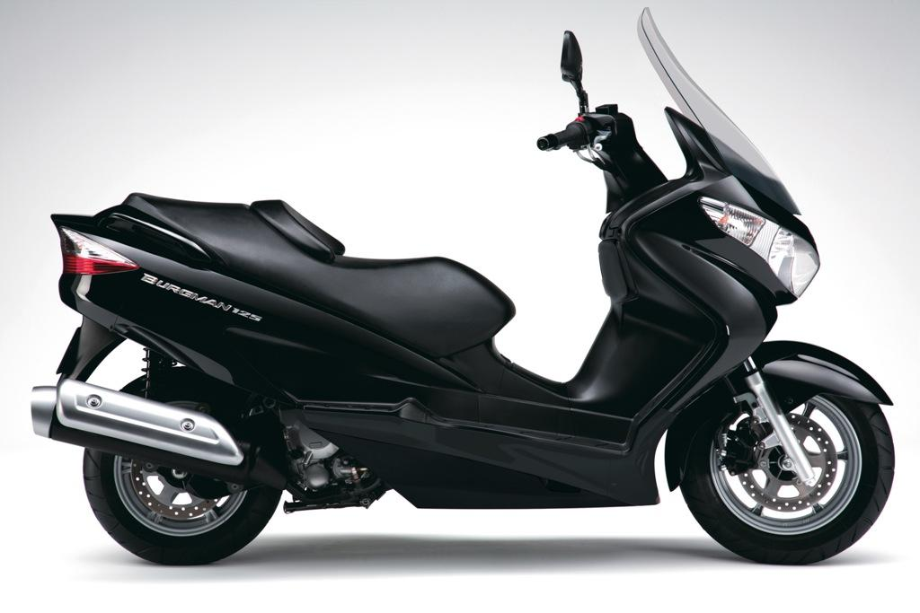 2013 suzuki burgman 125 review top speed. Black Bedroom Furniture Sets. Home Design Ideas