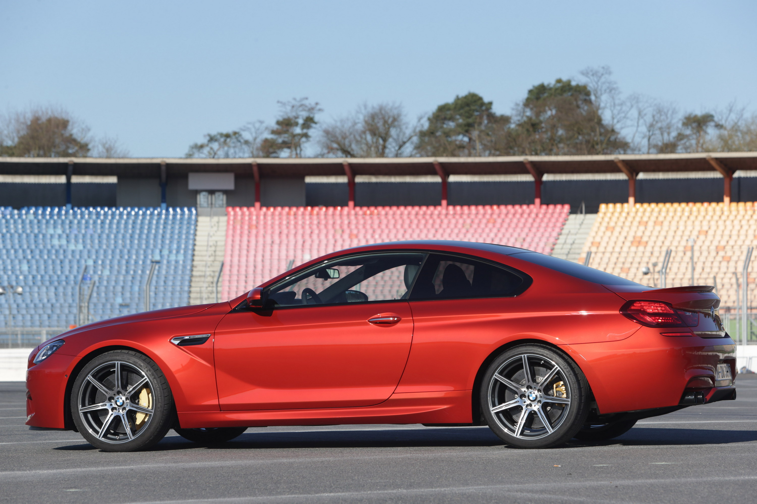 2014 Bmw M6 Competition Package Top Speed