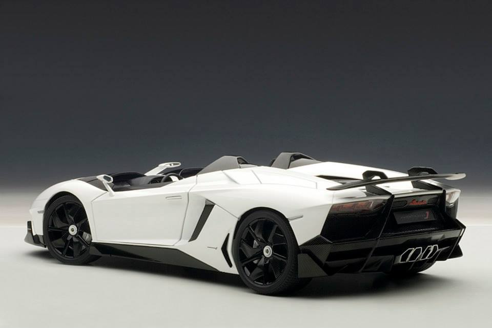 An Affordable Way To Buy A Lamborghini Aventador J Top Speed