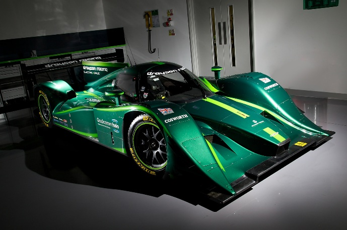 Drayson Aims For A New Electric Vehicle Land Speed Record