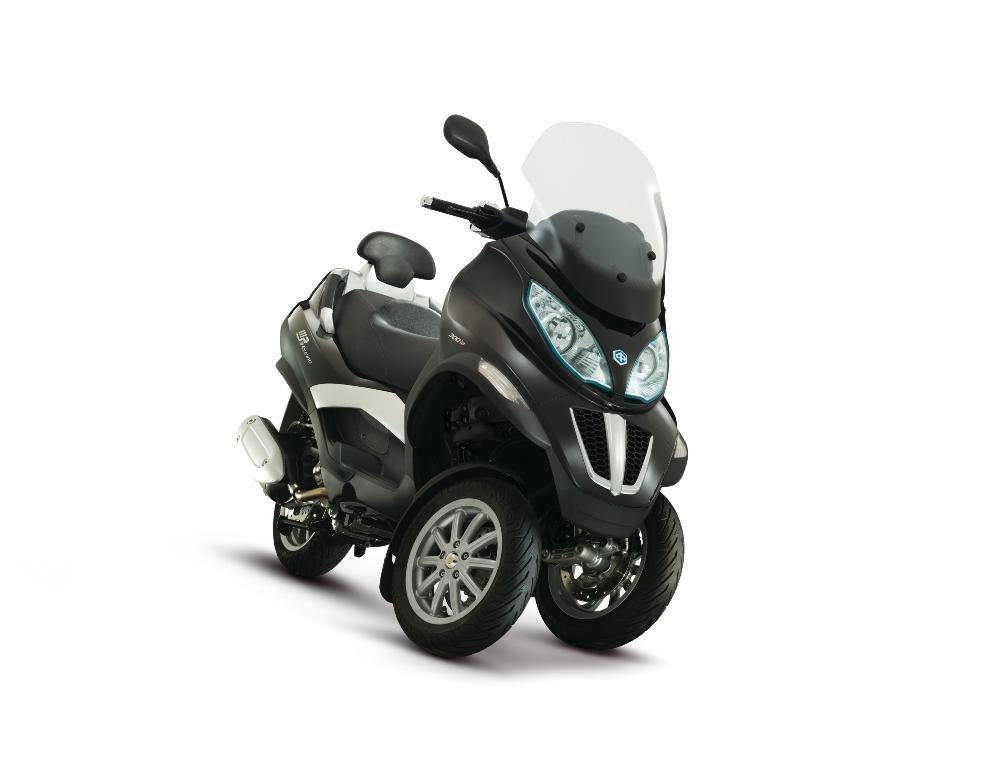 2013 Piaggio MP3 Business LT 300ie Pictures, Photos