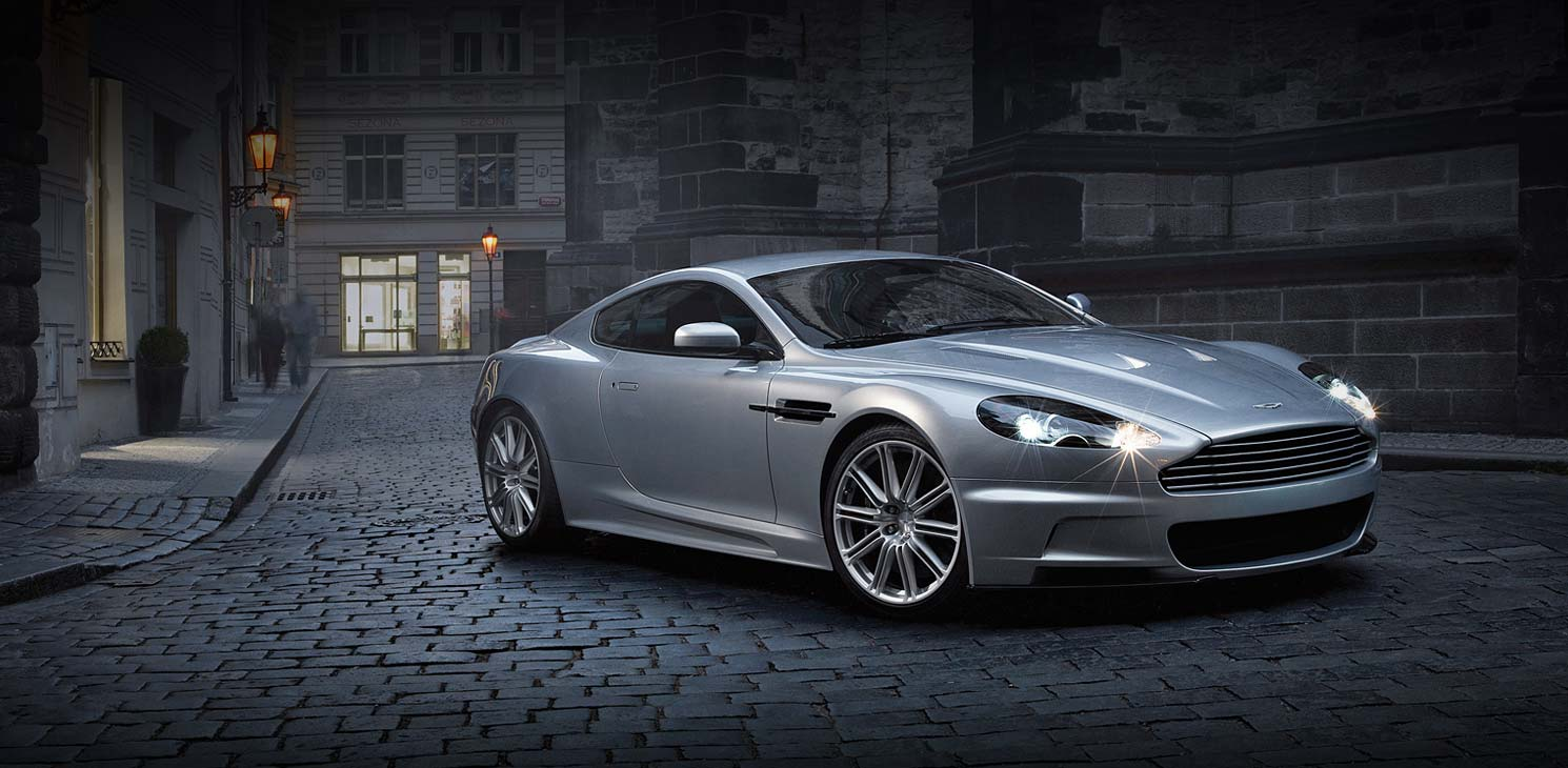 2012 Aston Martin DBS Coupe Review - Top Speed