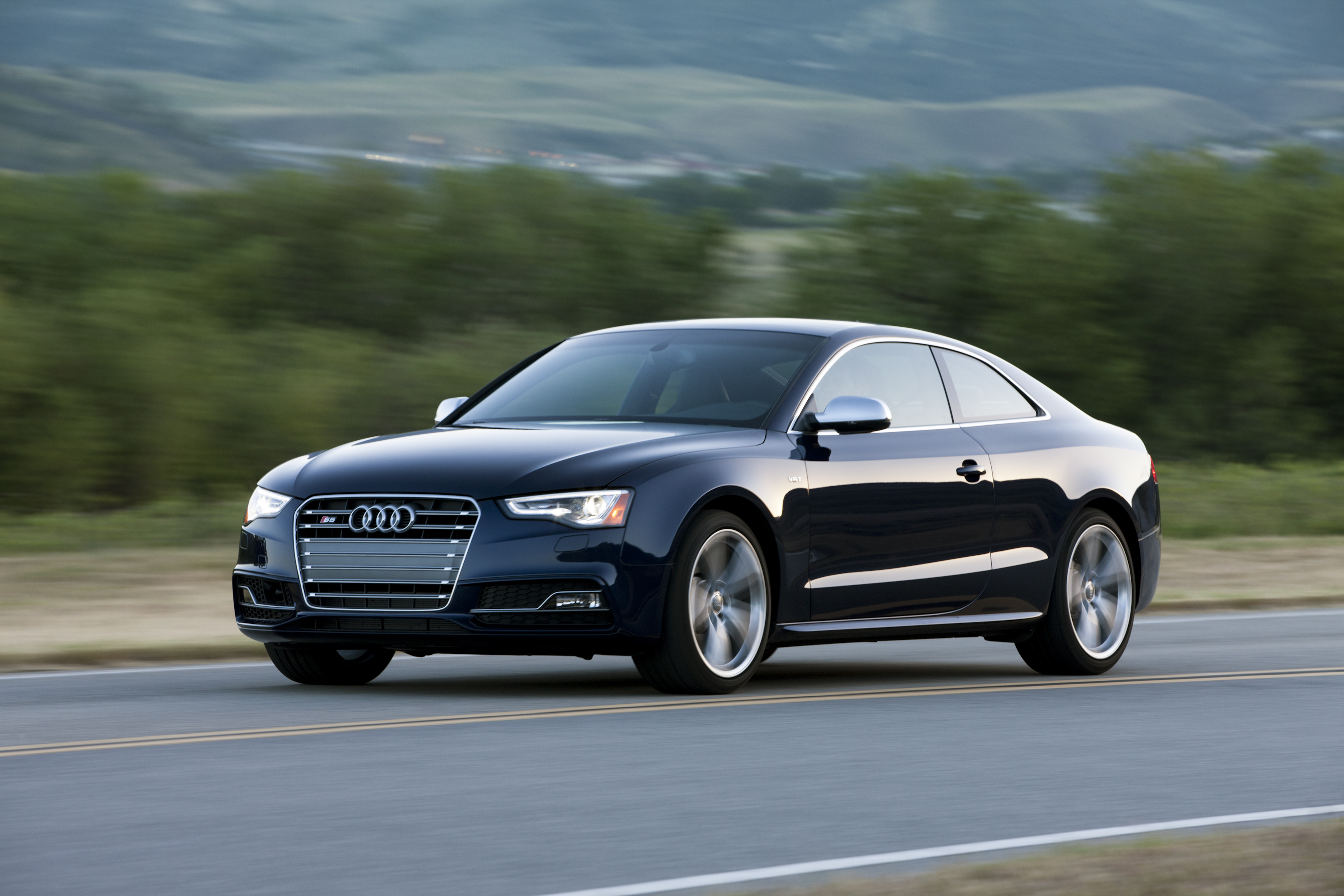 2013 - 2014 Audi S5 Coupe | Top Speed