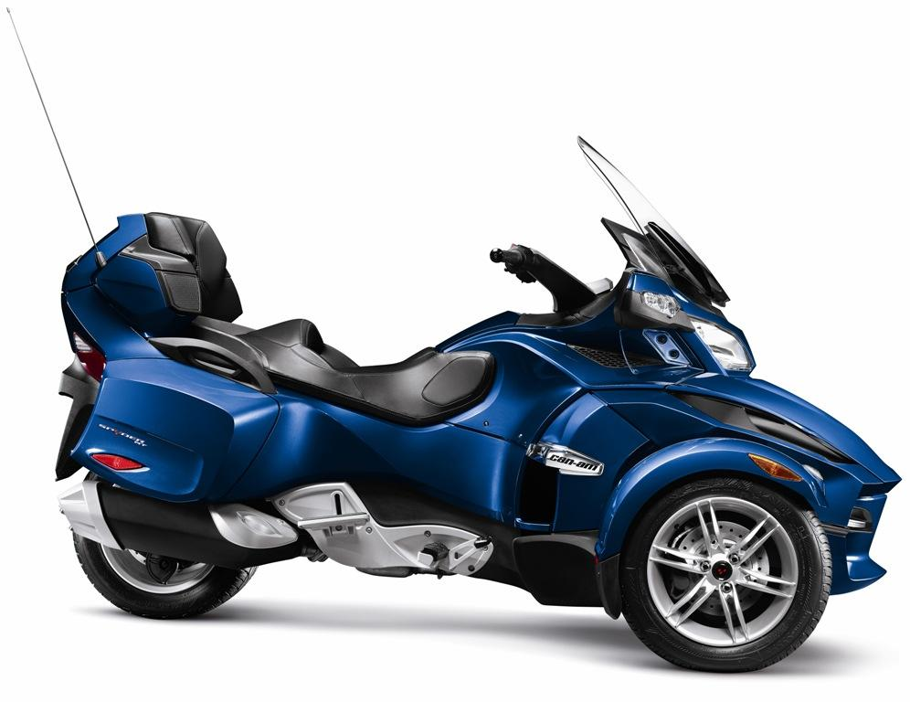 2013 can am spyder rt review top speed. Black Bedroom Furniture Sets. Home Design Ideas