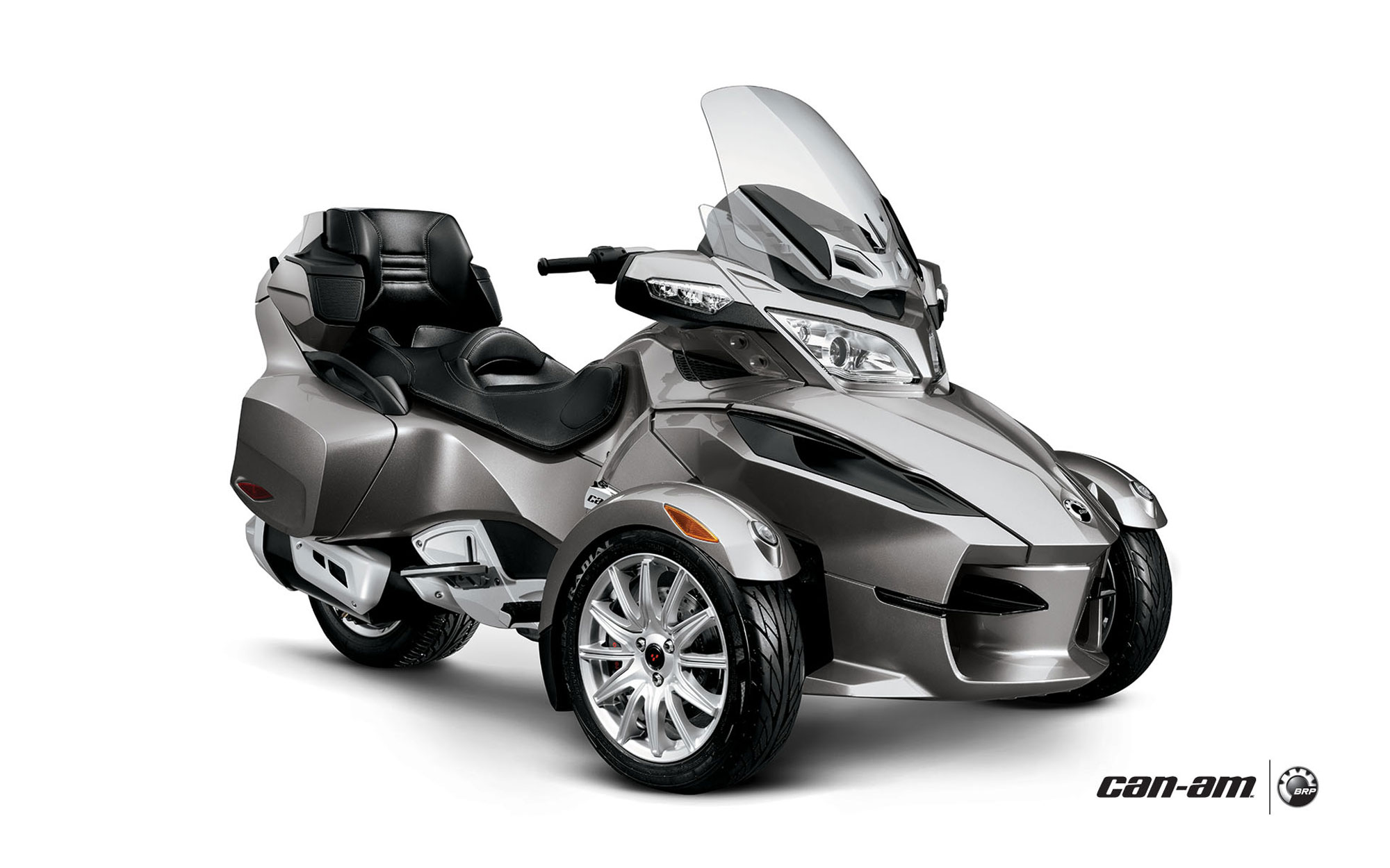 2013 Can-Am Spyder RT Review - Top Speed. »