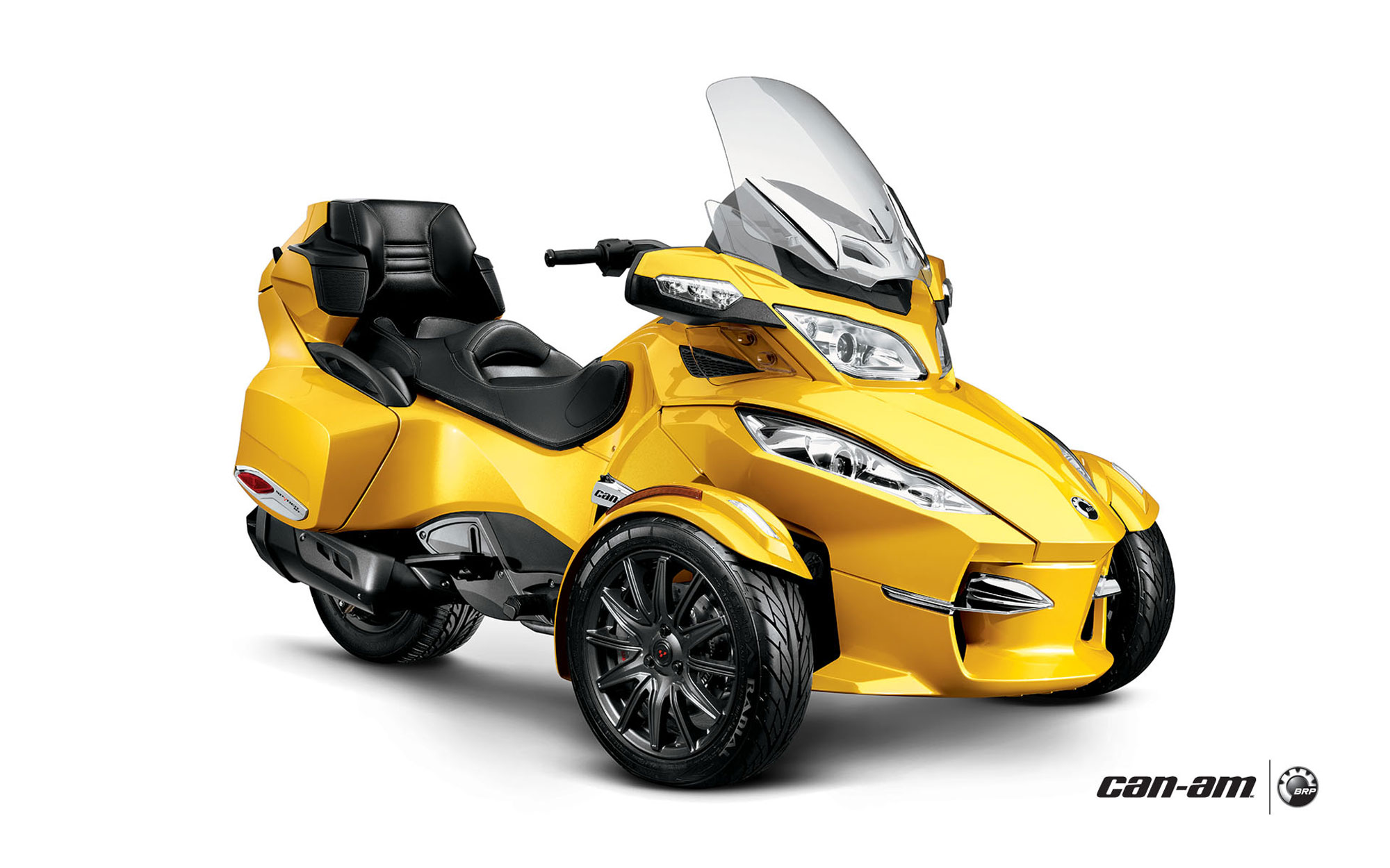 2013 Can-Am Spyder RT-S Review - Top Speed