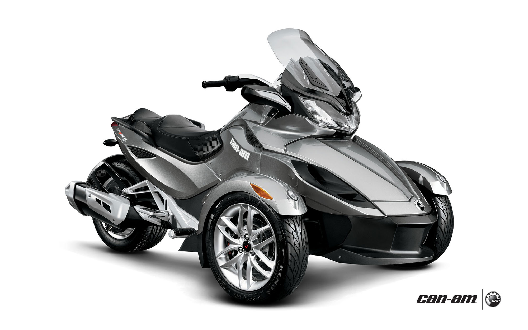 2013 Can-Am Spyder ST Review - Top Speed
