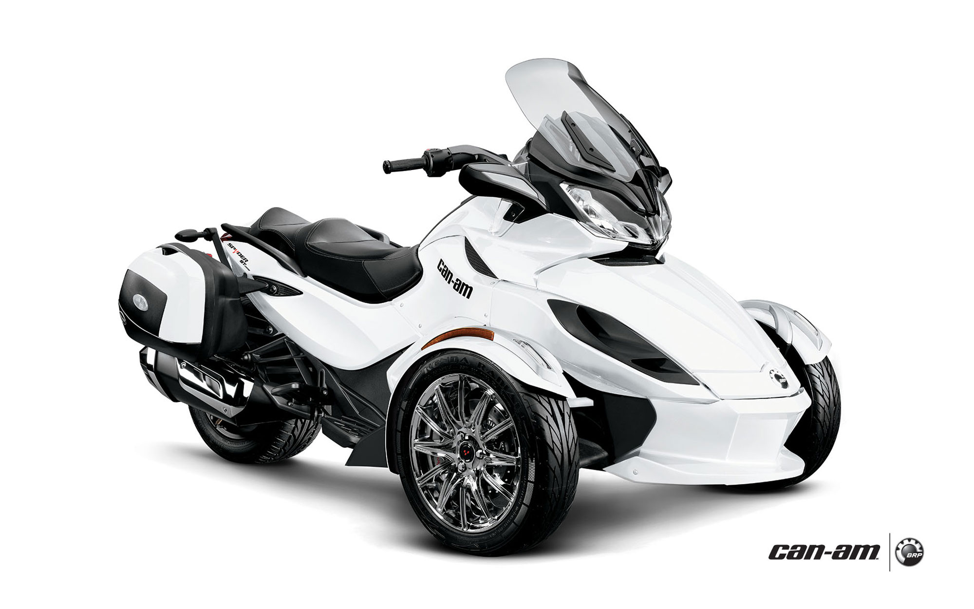 2013 Can-Am Spyder ST Limited Review - Top Speed