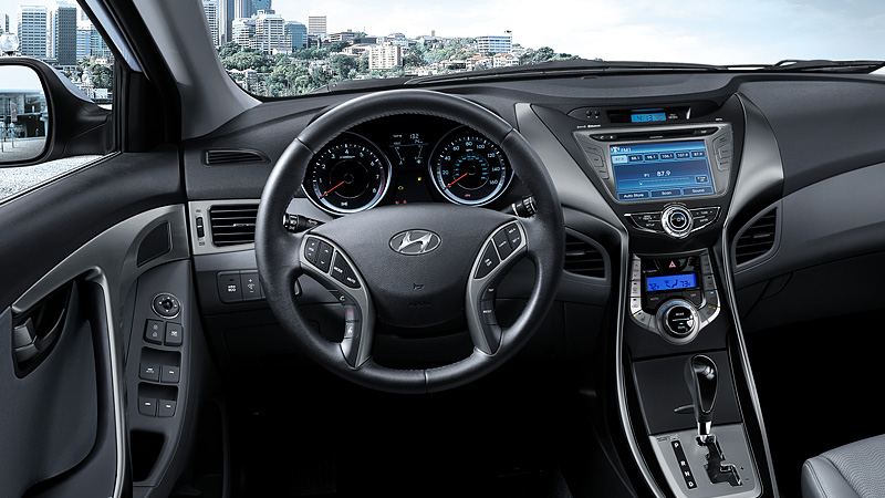 2013 Hyundai Elantra Sedan | Top Speed. »