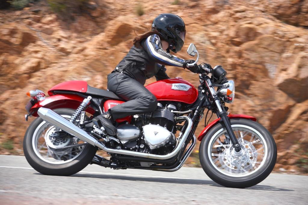 2013 Triumph Thruxton | Top Speed