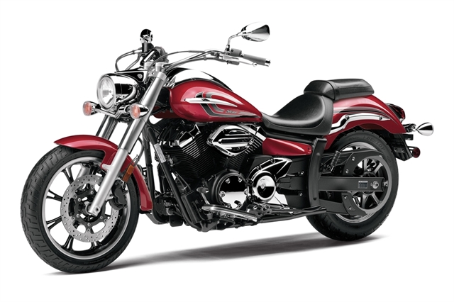 2013 Yamaha V-Star 950 | Top Speed