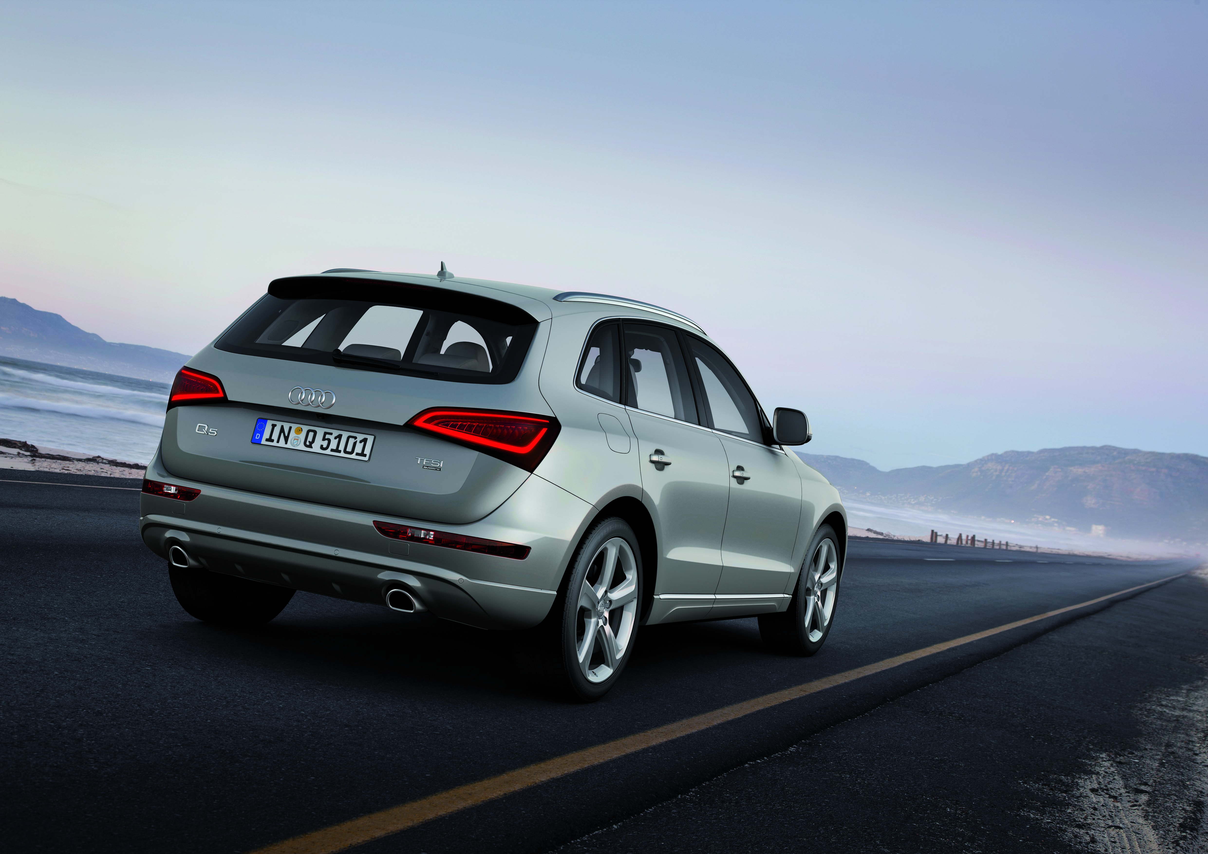 2014 Audi Q5 | Top Speed. »