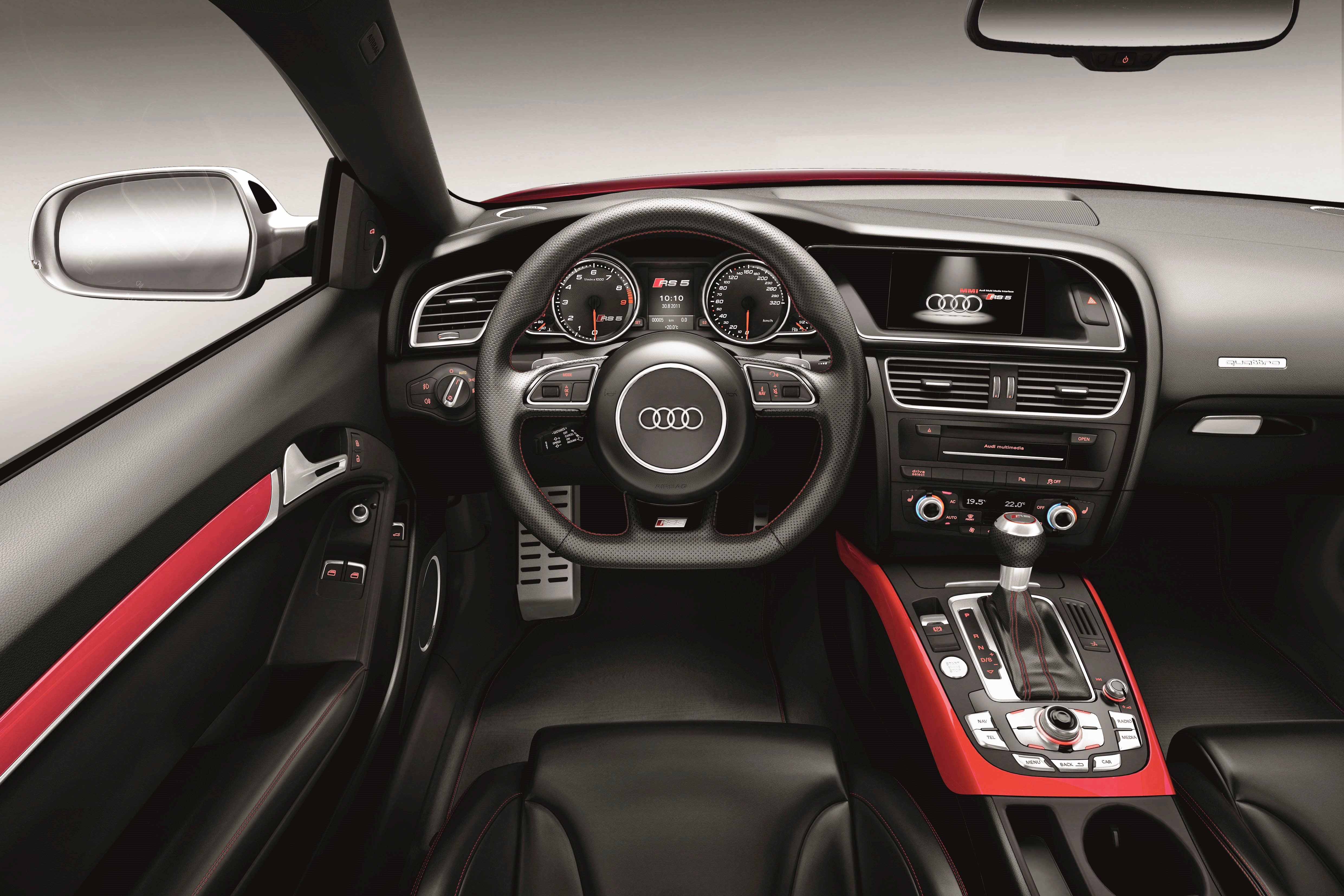 2014 Audi RS5 | Top Speed. »