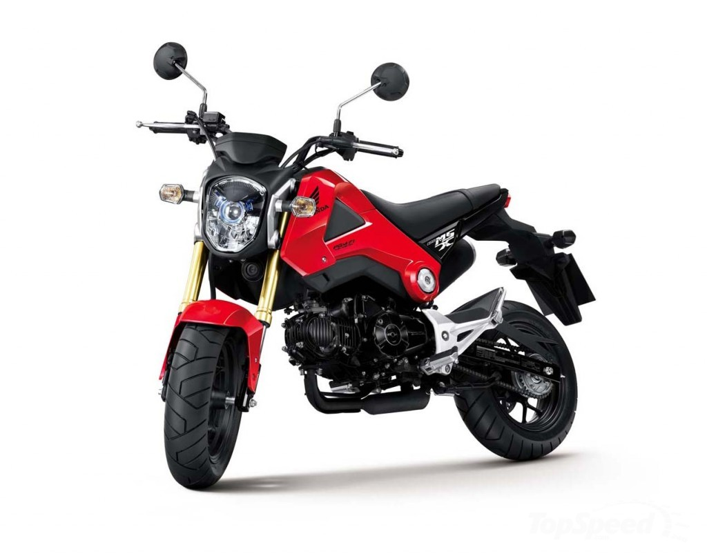 2014 honda grom 125 picture 509659 motorcycle review top speed. Black Bedroom Furniture Sets. Home Design Ideas