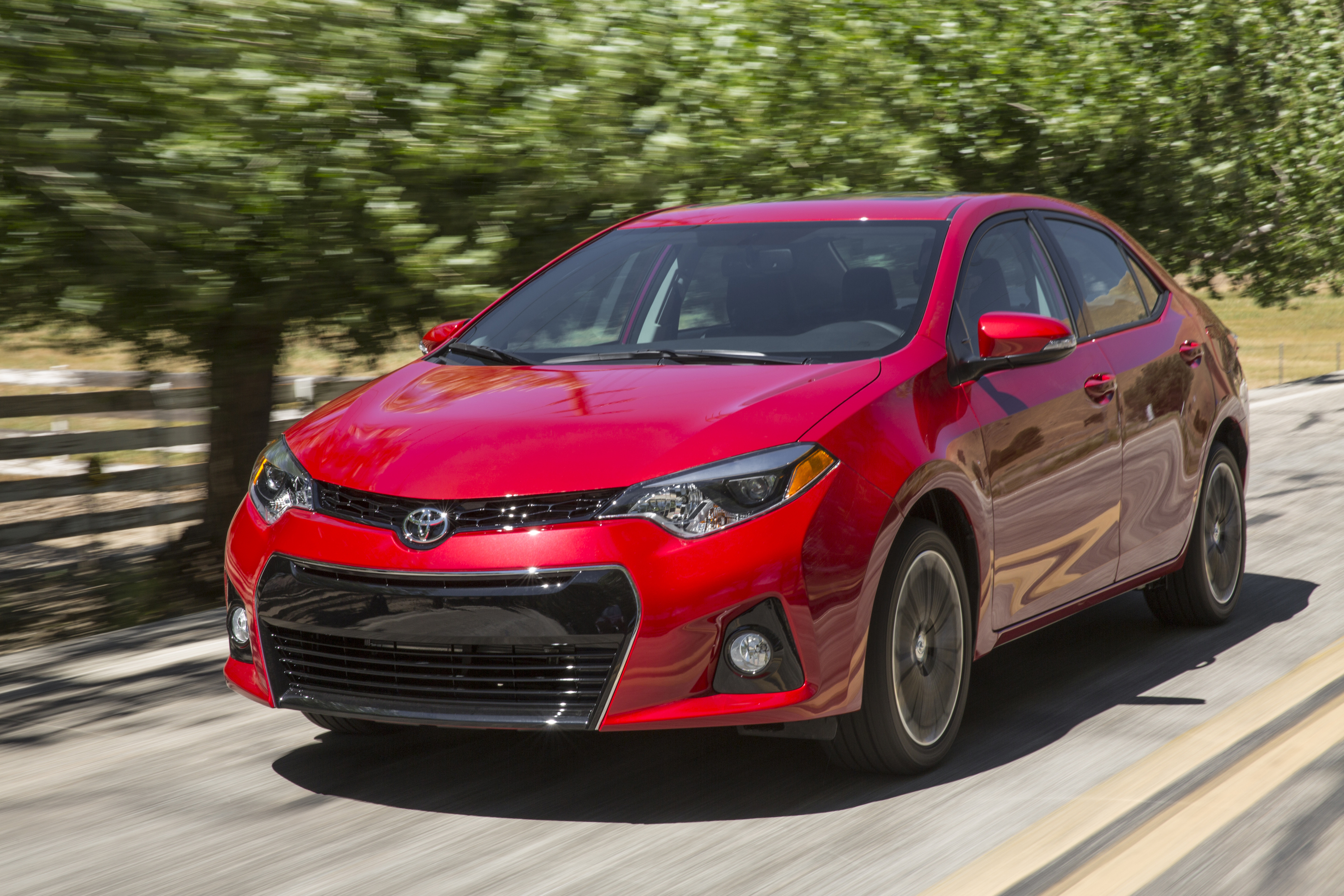 Toyota Corolla Reviews Specs Prices Photos And Videos Top Speed 2013 Fuse Box Manual