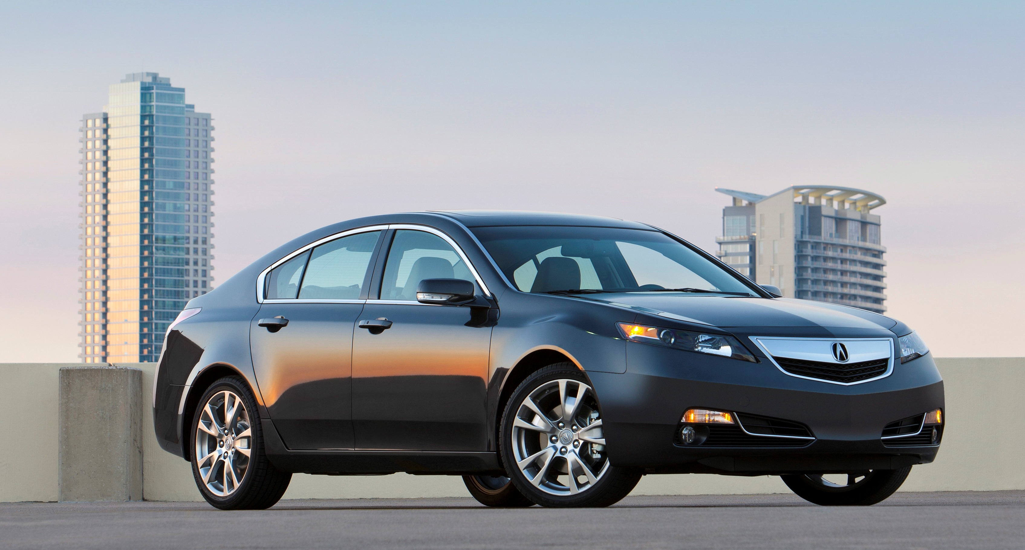 Acura TL Top Speed - Best tires for acura tl