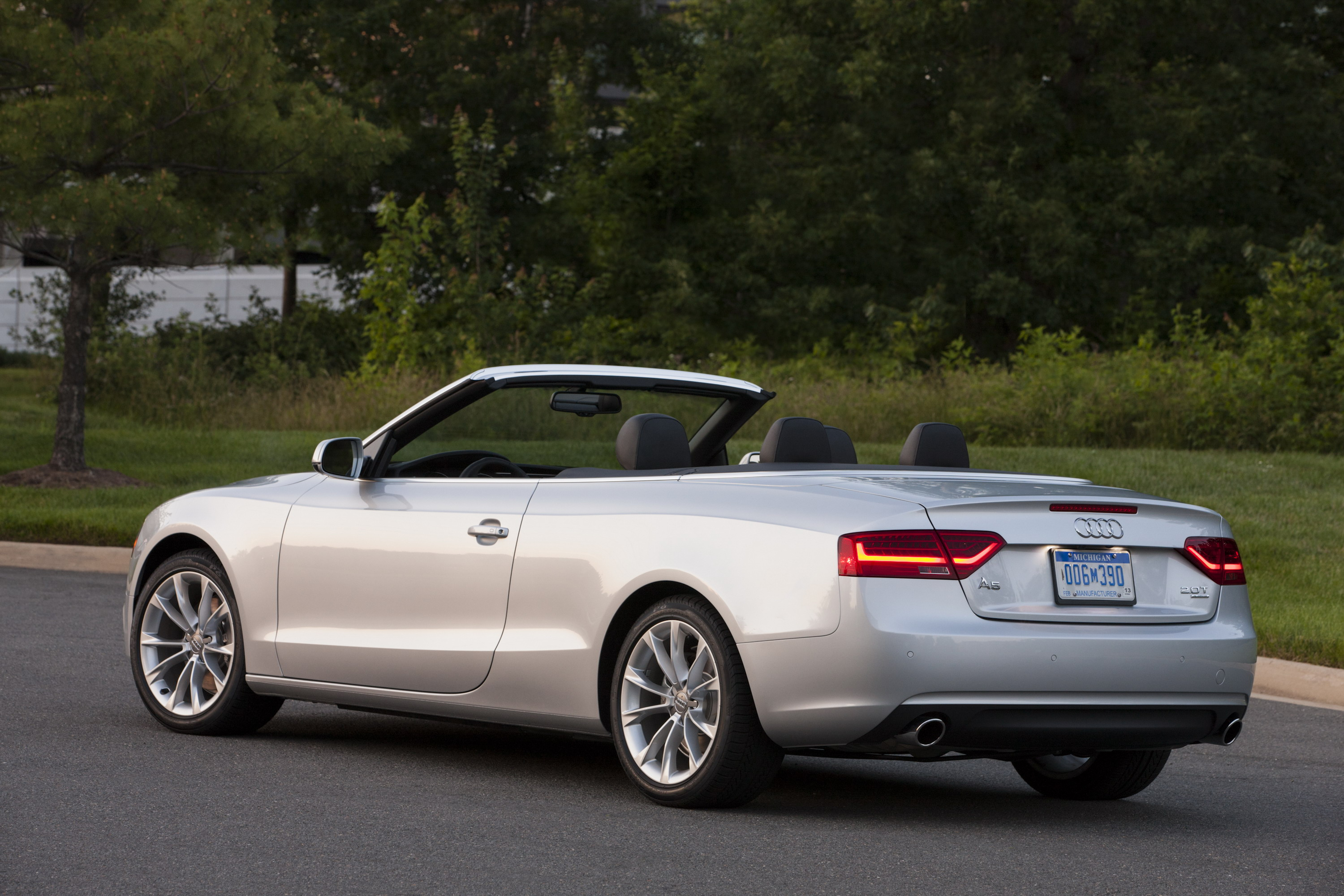 2014 Audi A5 Convertible Gallery 511599 | Top Speed