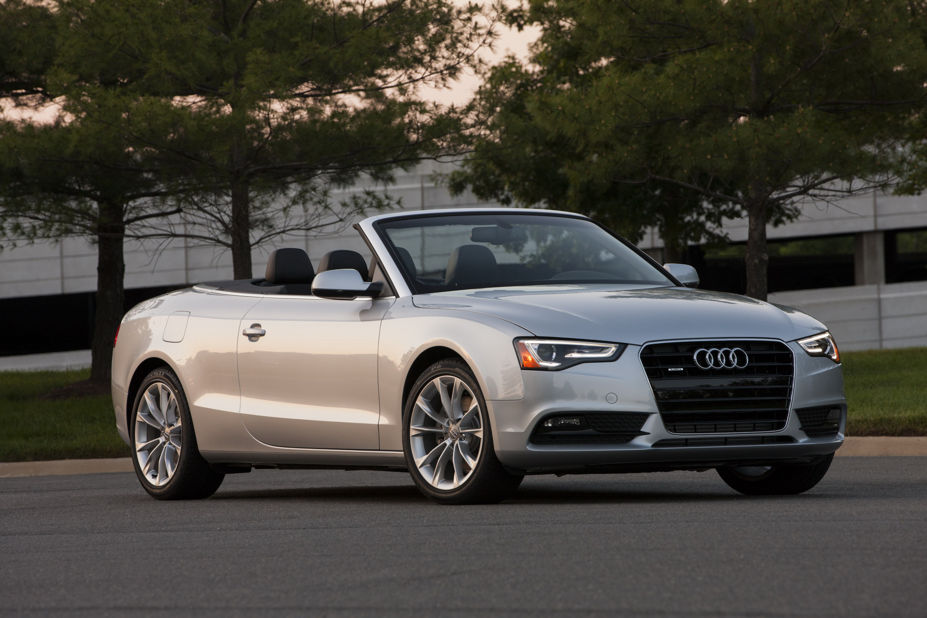 Audi added the a5 coupe to its lineup back in 2007 as a direct response to models like bmw 3 series coupe two years later the lineup was further expanded