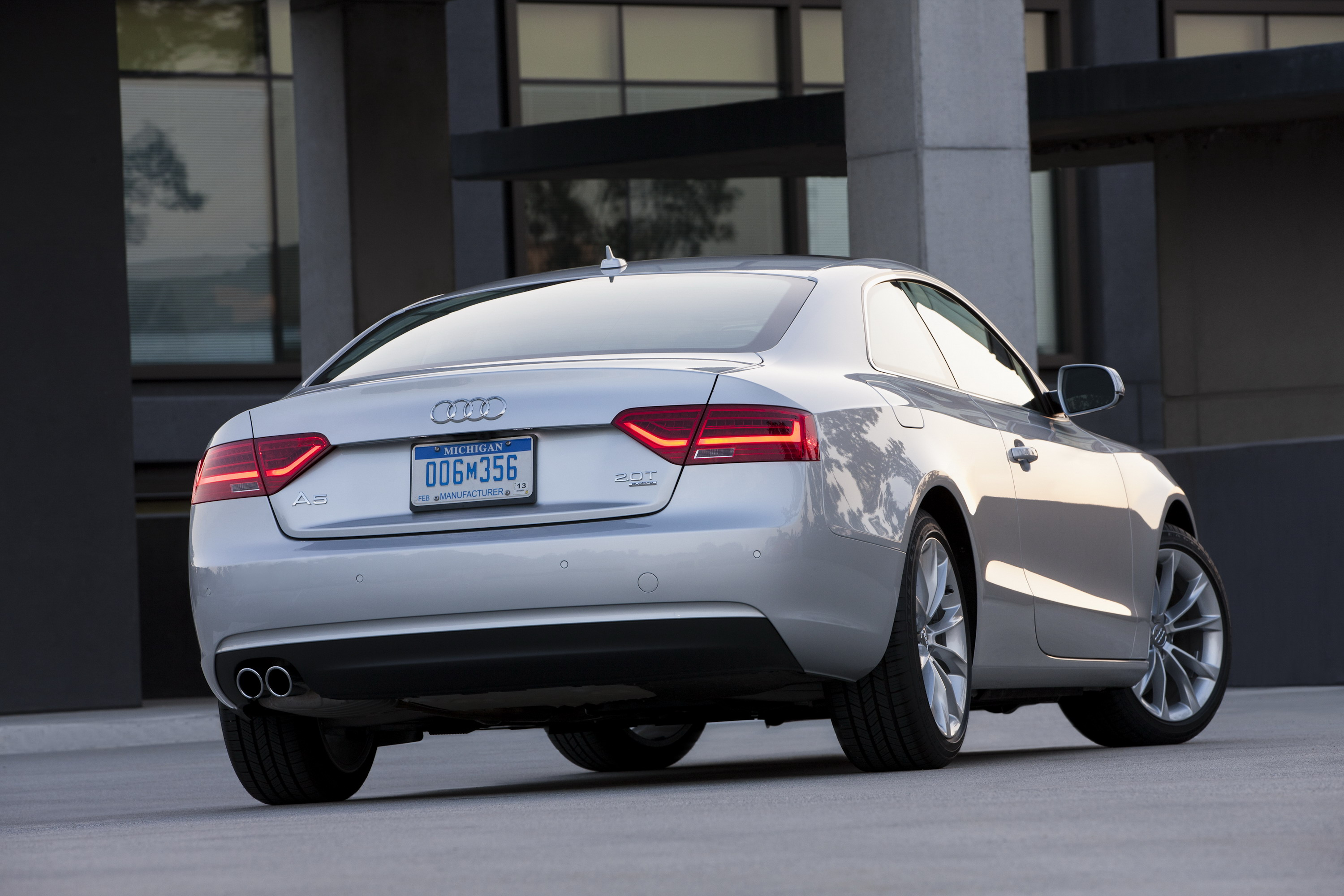 2014 - 2015 Audi A5 Coupe | Top Speed