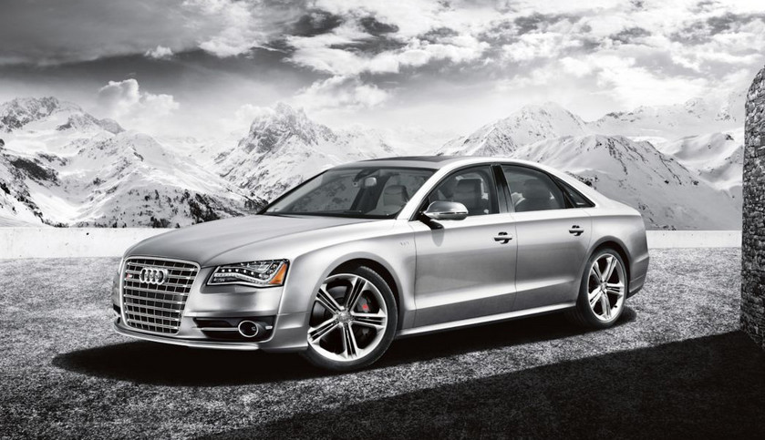 2014 Audi S8 Top Speed