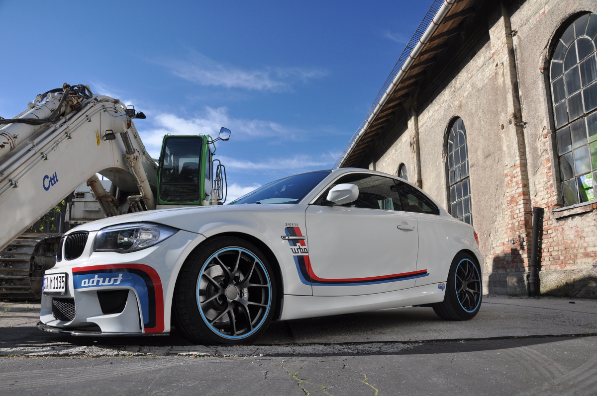 2011 Bmw 1 Series M Coupe By Sportec Top Speed