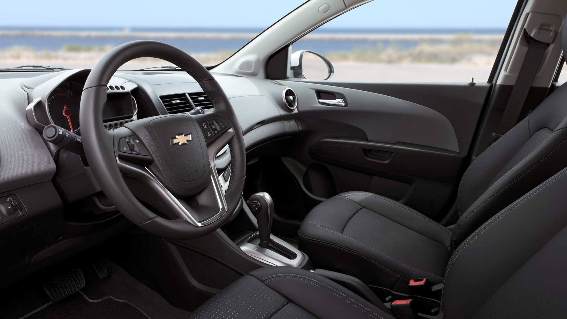 2014 Chevrolet Sonic Rs Top Speed