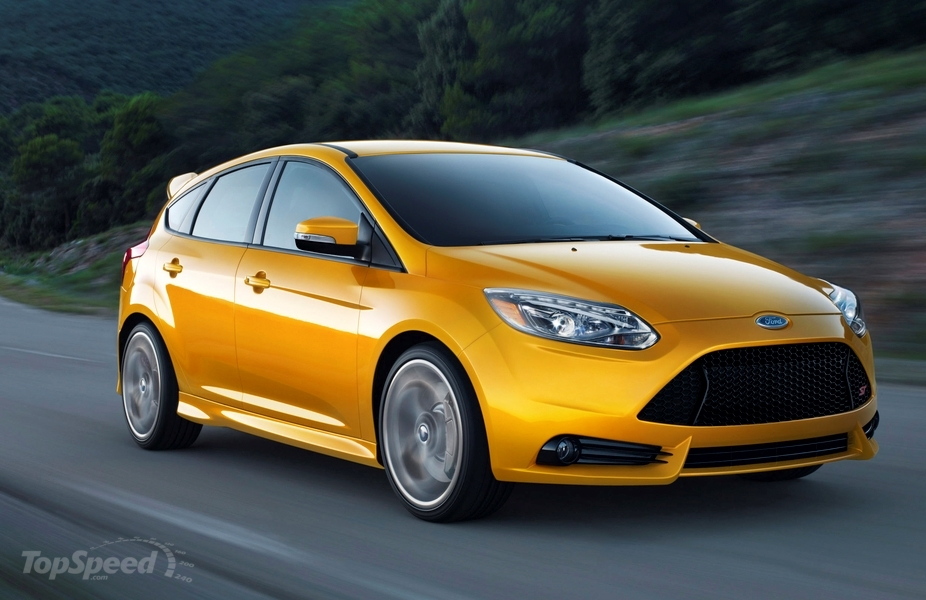 2014 ford focus st picture 513101 car review top speed. Black Bedroom Furniture Sets. Home Design Ideas