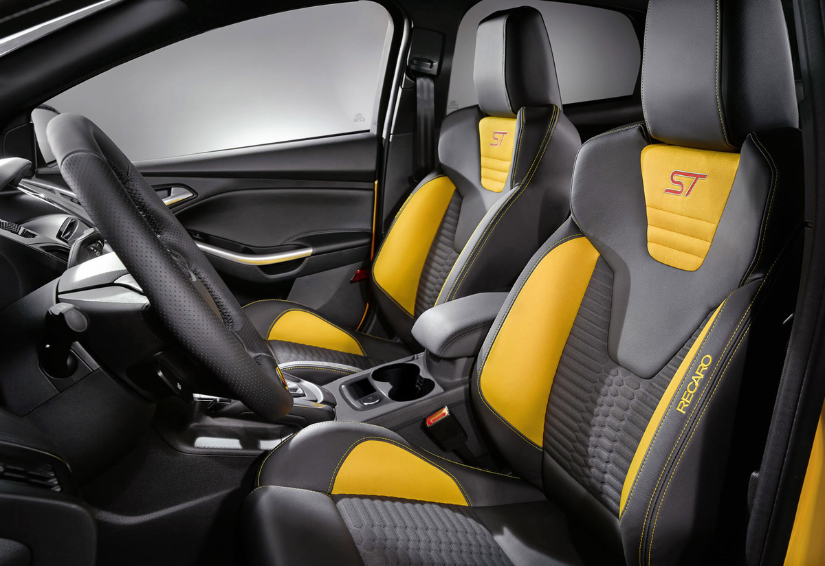 Ford Focus St 0 60 >> 2014 Ford Focus St Top Speed