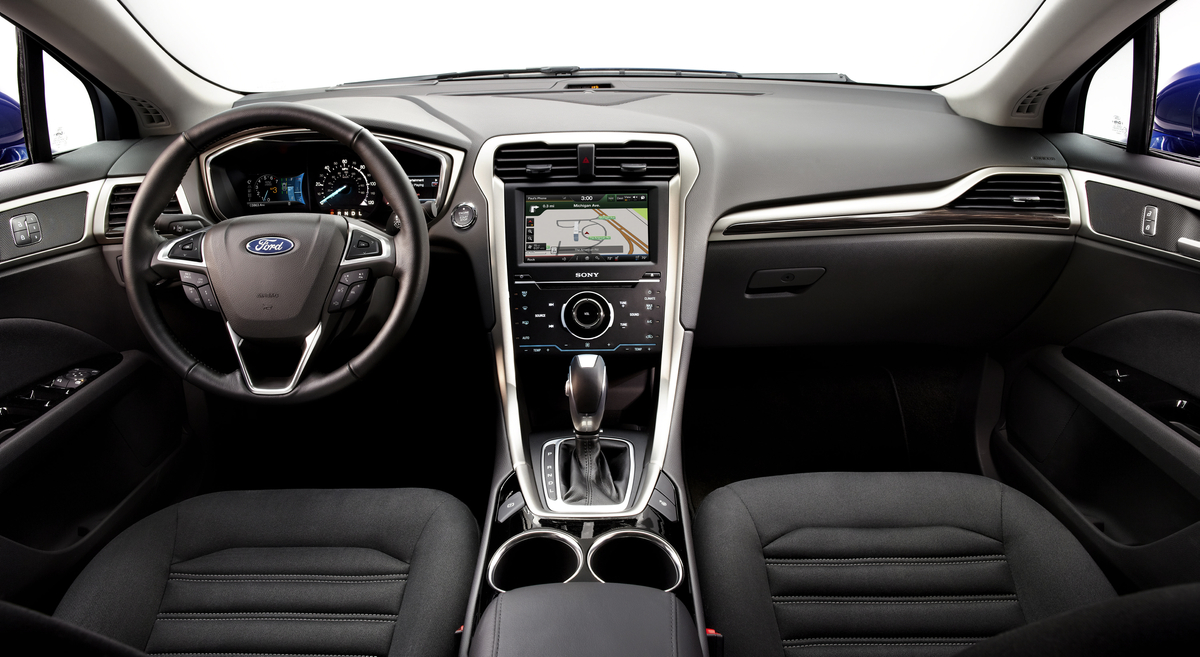 2014 ford fusion hybrid top speed