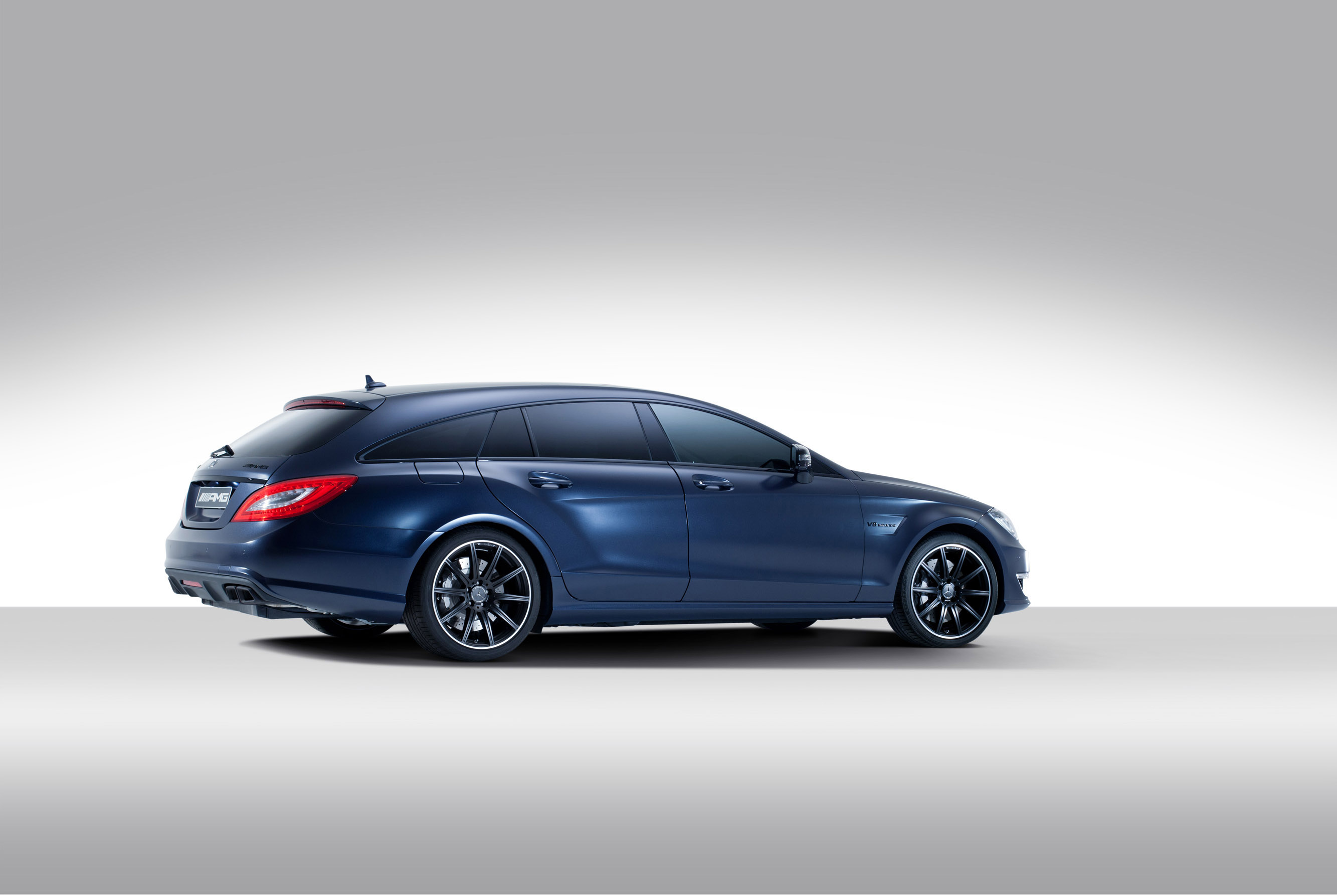 2013 Mercedes Cls 63 Amg Shooting Brake By Spencer Hart Top Speed
