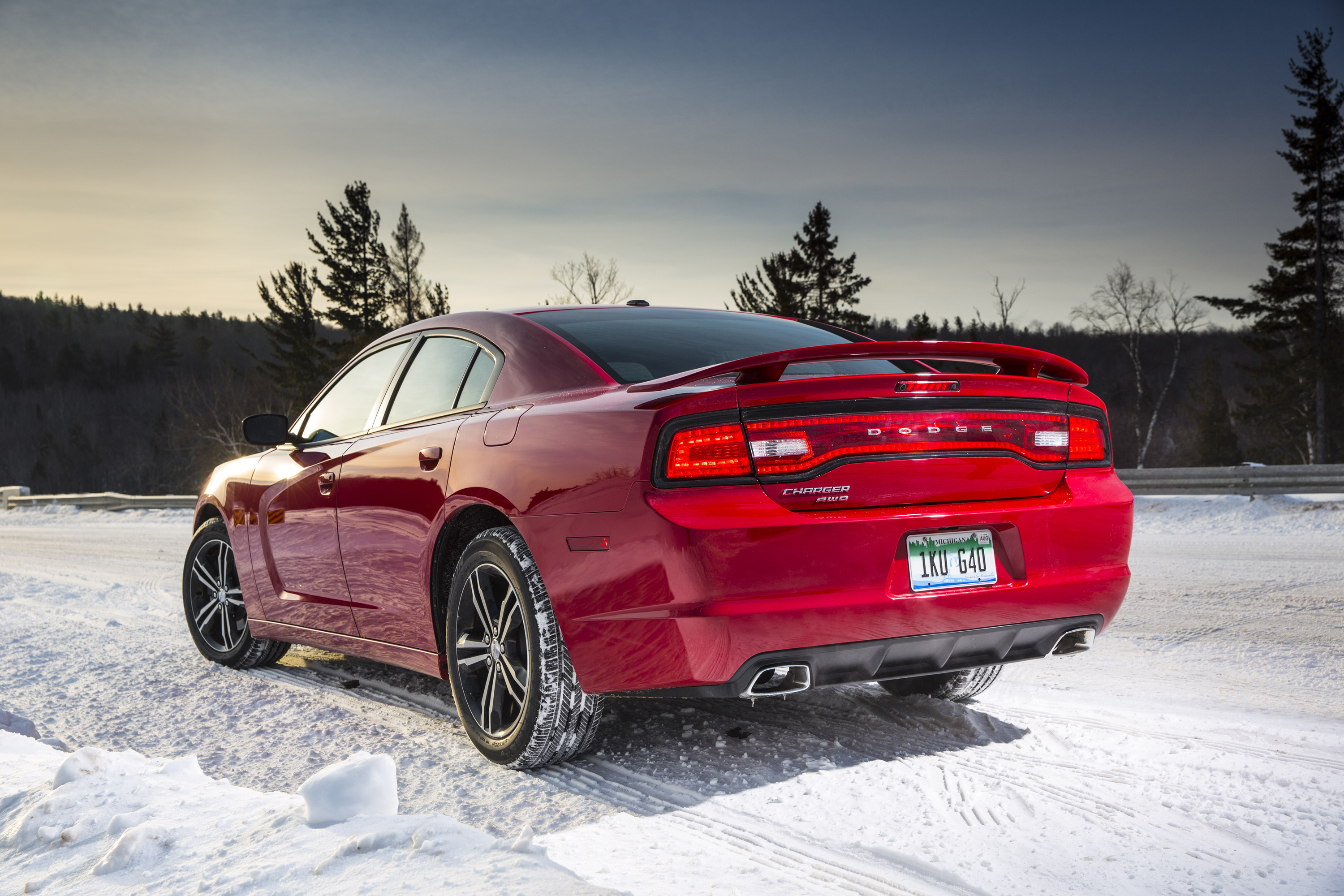 spin review charger awd dodge sport autoblog quick