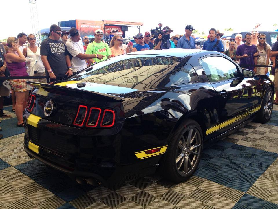 2014 Ford Mustang GT By Hertz And Penske Racing | Top Speed