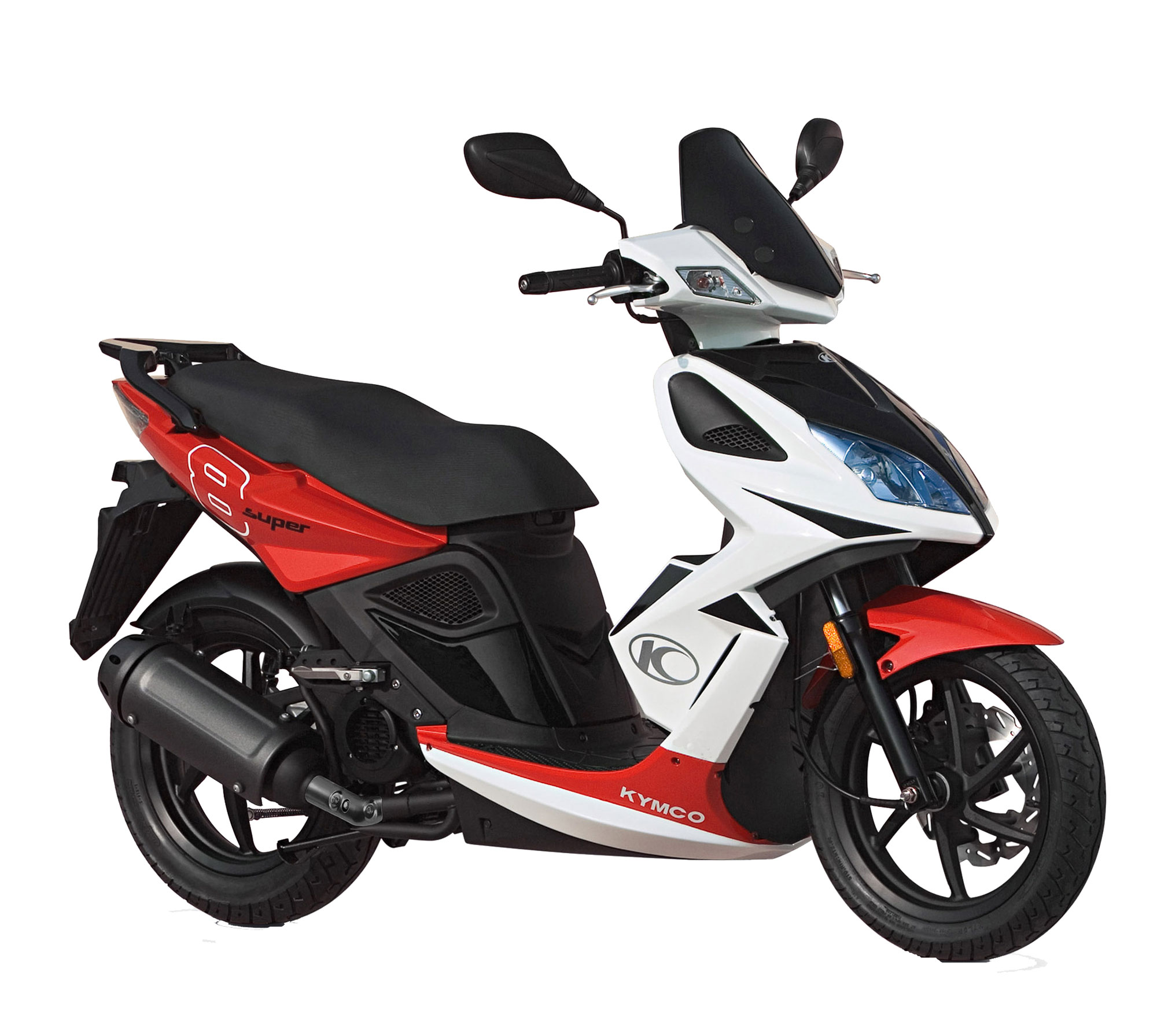 2013 Kymco Super 8 150 | Top Speed