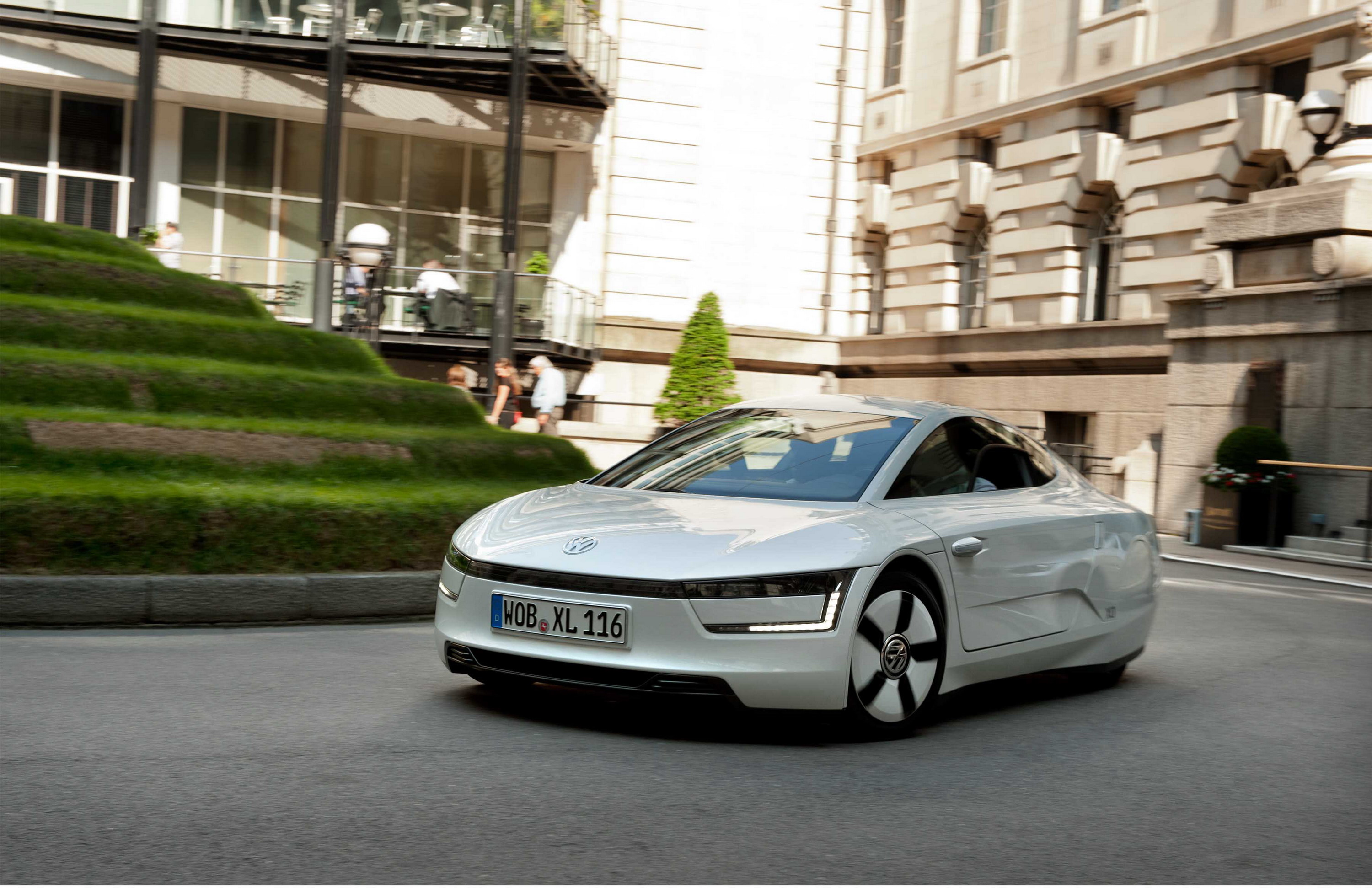 Volkswagen XL1 News And Reviews | Top Speed