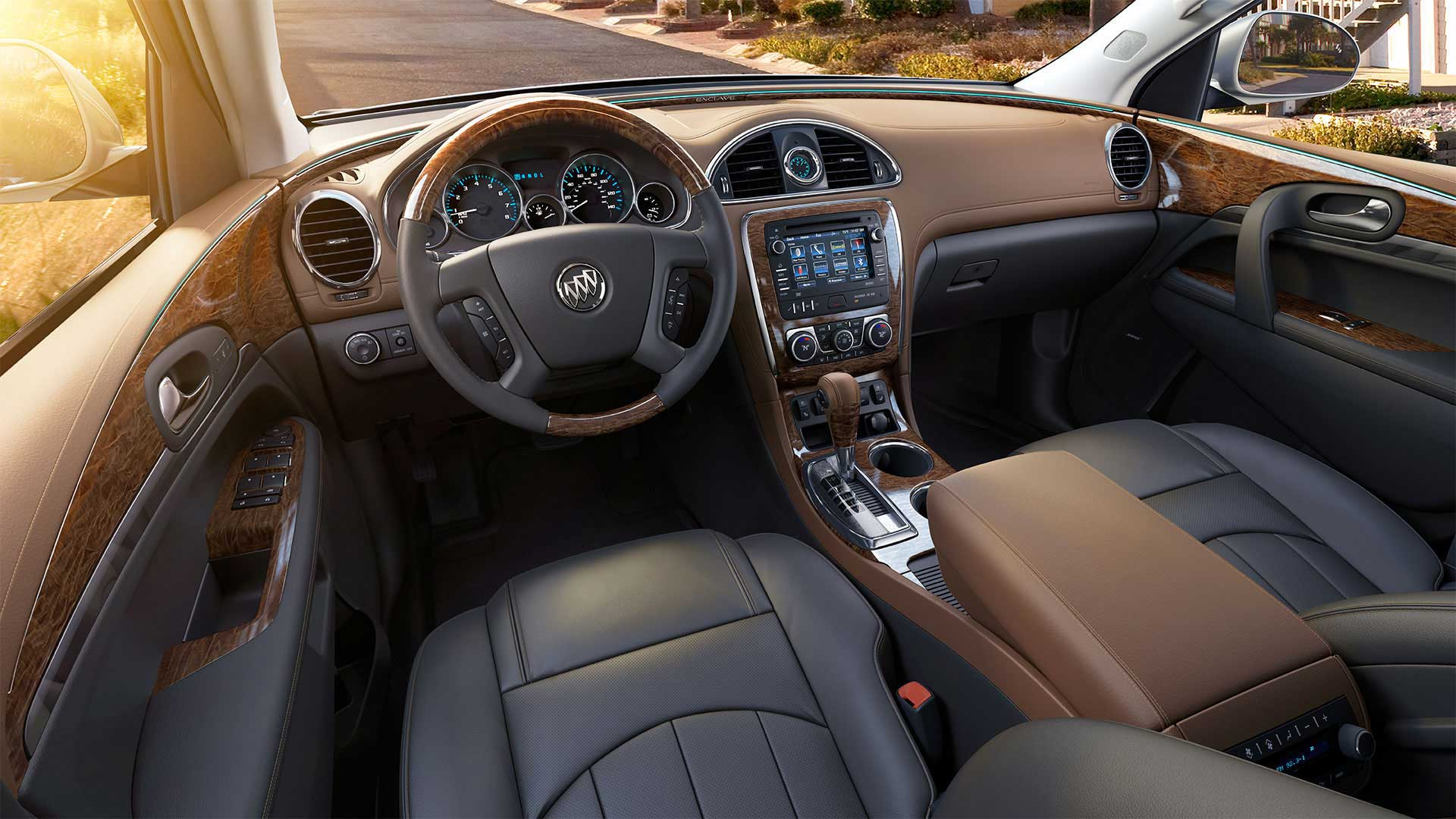 Buick Enclave Interior Dimensions   www.indiepedia.org