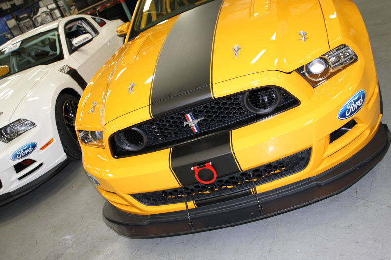 2014 Ford Mustang Boss 302S | Top Speed