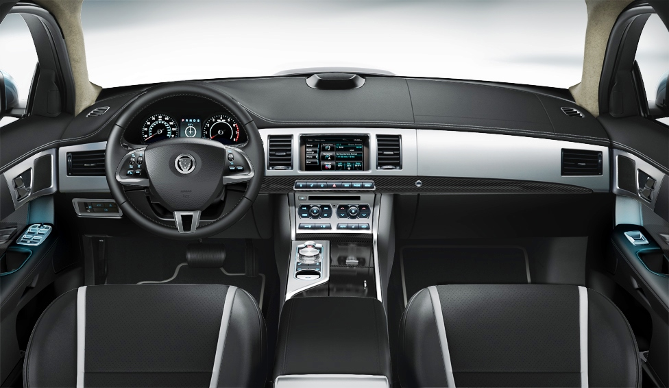 2014   2015 Jaguar XF | Top Speed. »