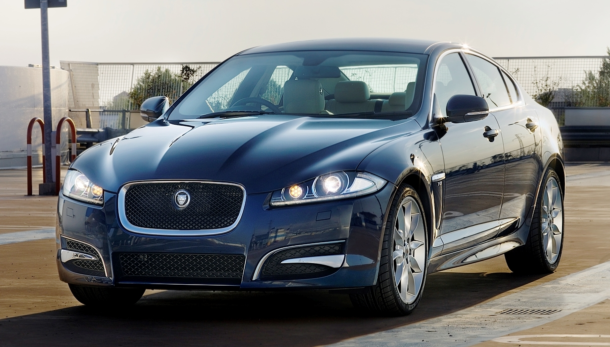 2014 2015 Jaguar Xf Review Top Speed