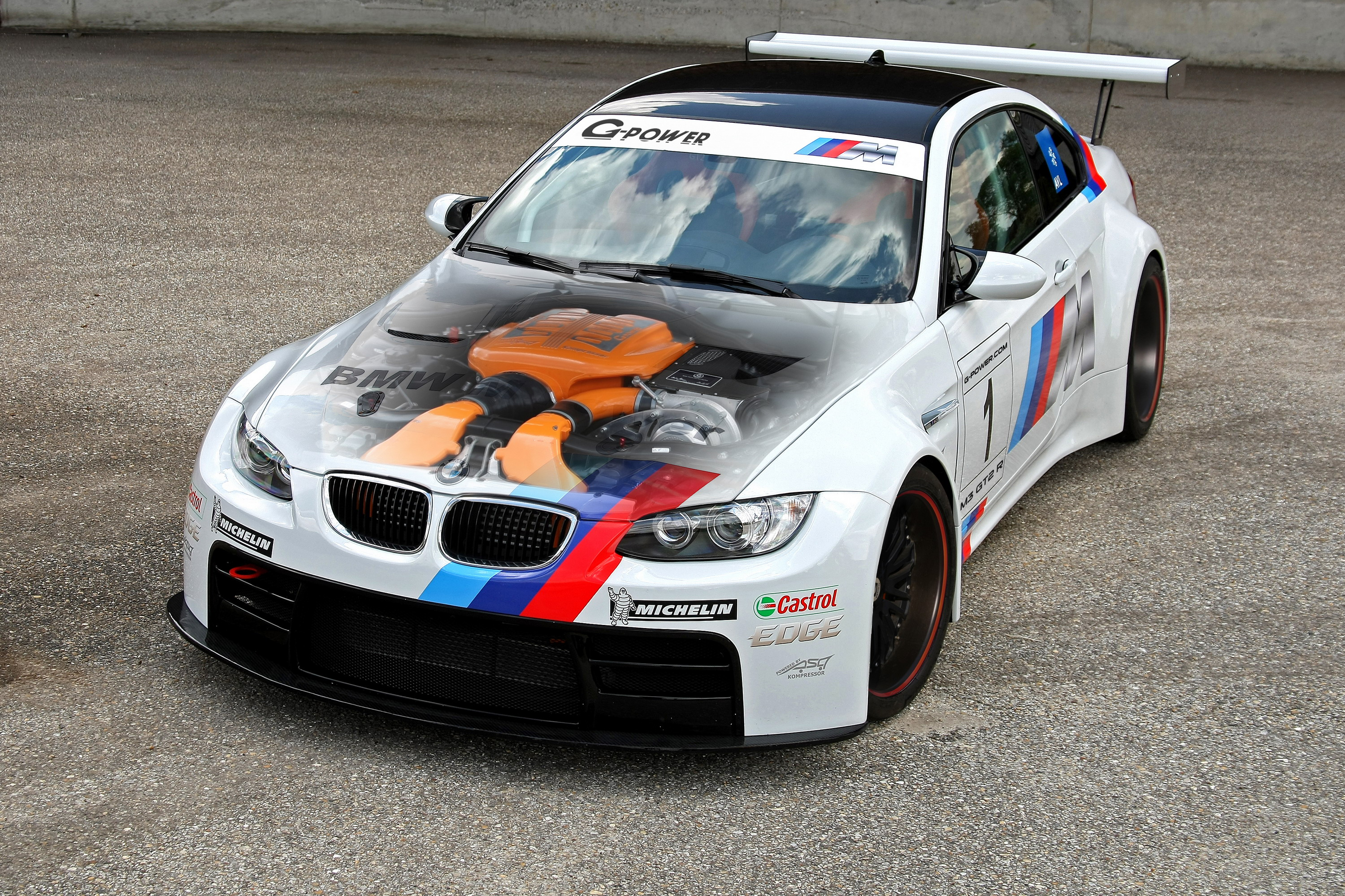 2013 Bmw M3 Gt2 R By G Power Top Speed