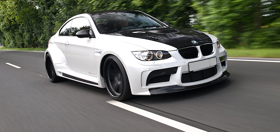 2008 2013 Bmw M3 By Edo Competition Review Top Speed