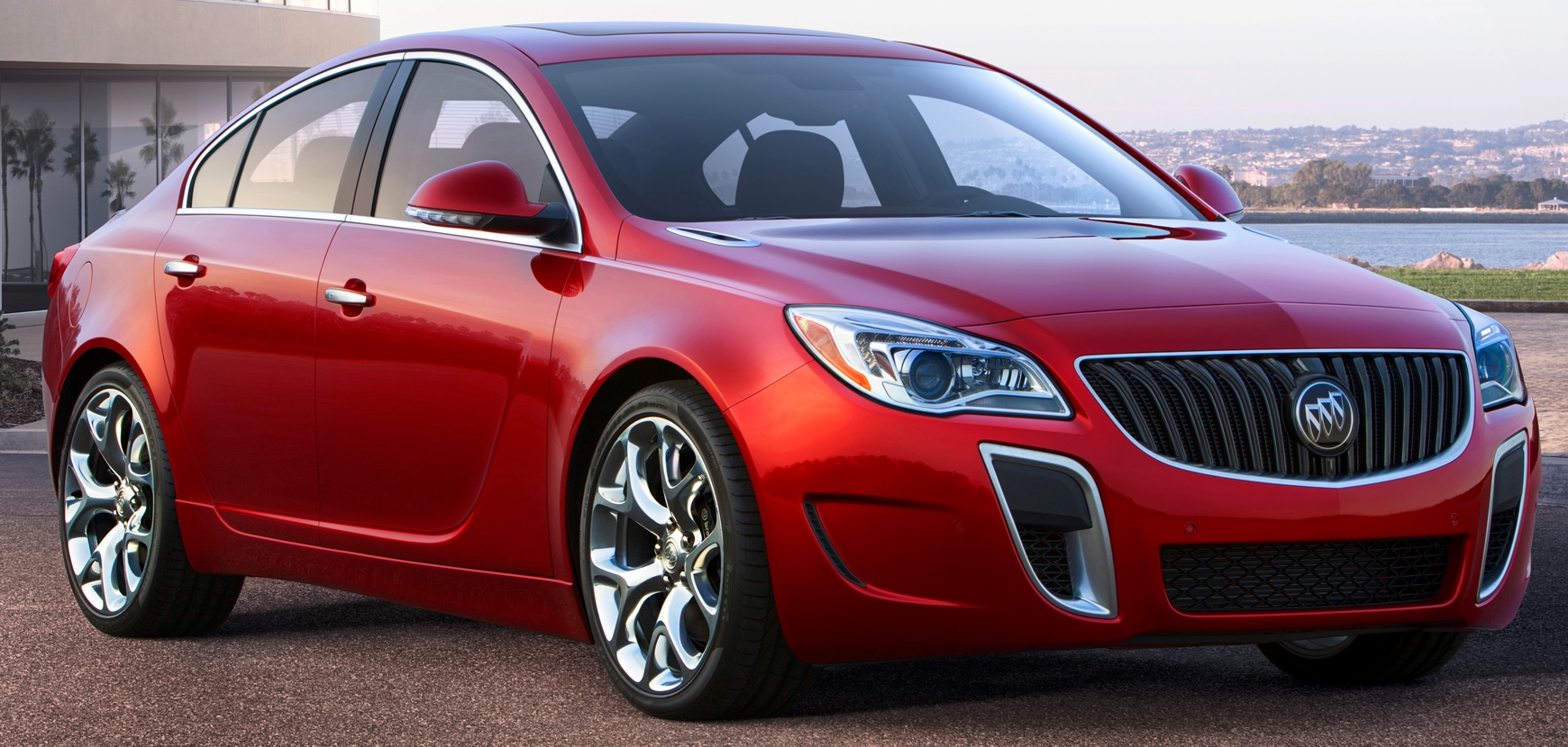 2014 Buick Regal Gs Awd Top Speed