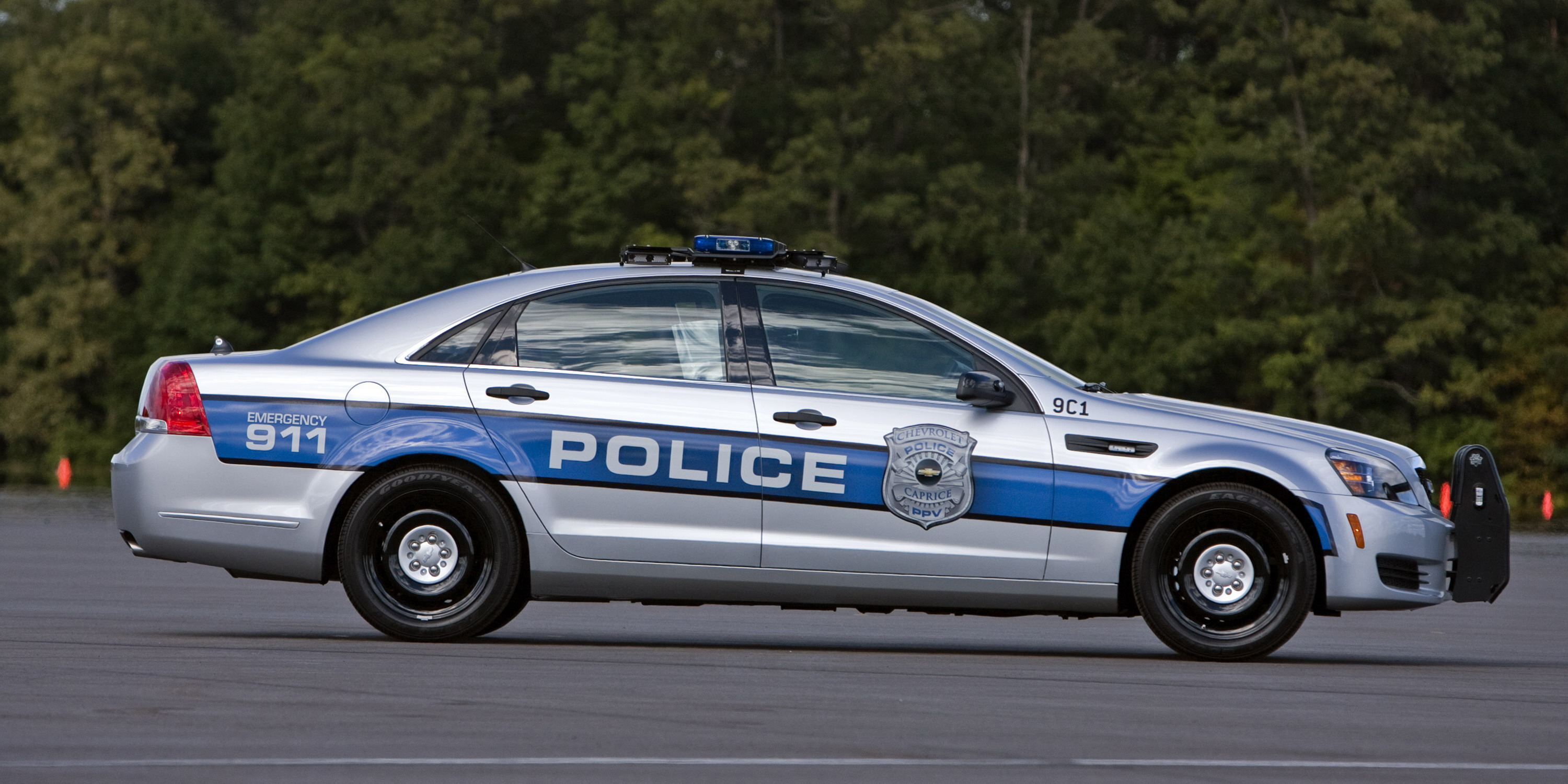 Chevrolet announced the caprice ppv police patrol vehicle back in 2009 and since then it became one of the most appreciated police cars for the 2014