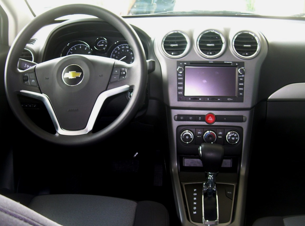All Chevy chevy captiva gas mileage : 2014 Chevrolet Captiva Sport Review - Top Speed