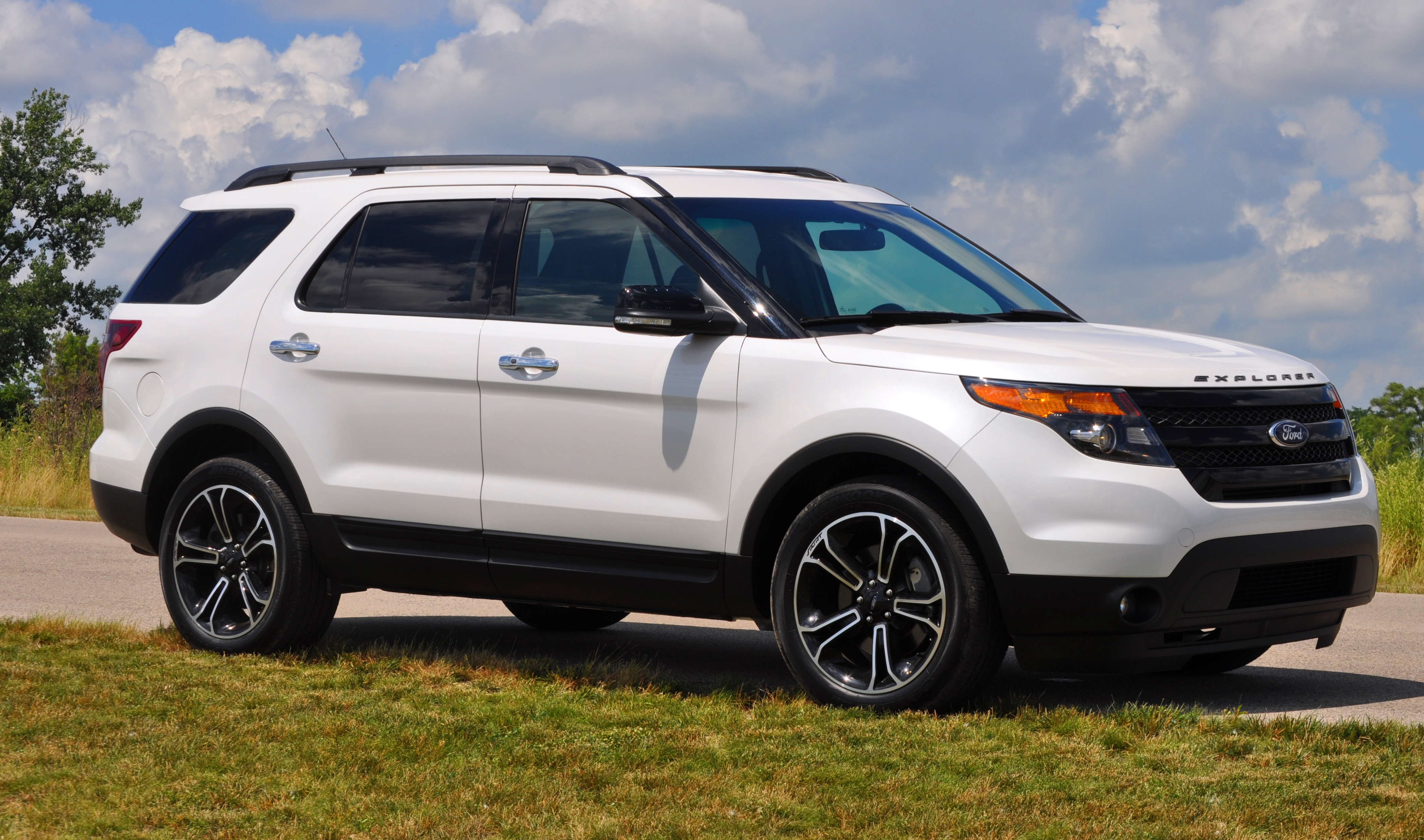 2014 Ford Explorer Sport | Top Speed